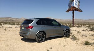 2016 BMW X5 M Review