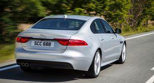 2016 Jaguar XF Review