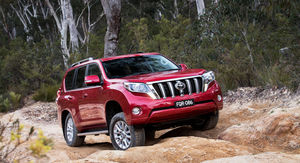 2016 Toyota LandCruiser Prado Review