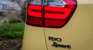 2016 Kia Rio Sport Review