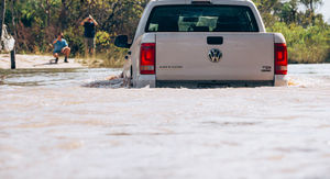 Elegant Volkswagen Amarok Core Review Weipa To Cape York  CarAdvice