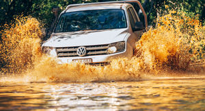 Luxury Volkswagen Amarok Core Review Weipa To Cape York  CarAdvice