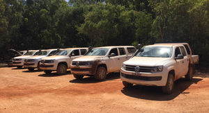 Unique Volkswagen Amarok Core Review Weipa To Cape York  CarAdvice