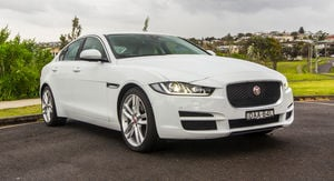 2015 Jaguar XE 20d Prestige Review