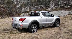 2016 Mazda BT-50 Review