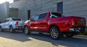 Toyota hilux 2016 pris