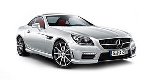 Mercedes-AMG SLK55