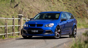 2016 HSV Clubsport R8 LSA Tourer Review
