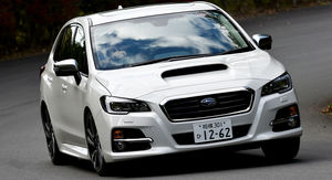 2016 Subaru Levorg GT Review