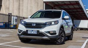 2015 Honda CR-V DTi-L Limited Edition Review