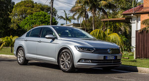 2016 Volkswagen Passat 118TSI Comfortline Review