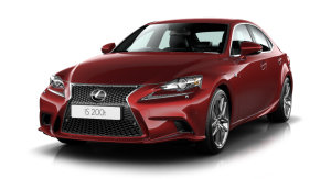 Lexus IS200t