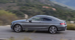2016 Mercedes-Benz C-Class Coupe Review