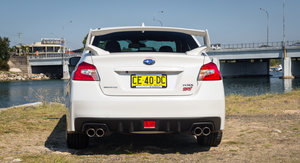 2015 Subaru WRX STI Premium Review