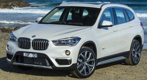 2016 BMW X1 : A discussion with Sydney-born designer Calvin Luk