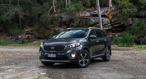 2015 Kia Sorento SLi : Long-term report two