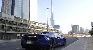 2016 McLaren 650S Spider Review: Driving Jabal Jais, UAE's highest mountain road