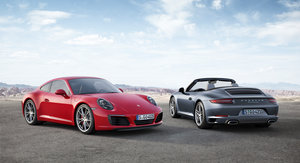 2016 Porsche 911 Carrera S Review