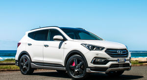 2016 Hyundai Santa Fe Review