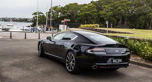 2016 Aston Martin Rapide S Review