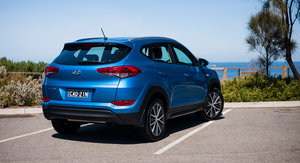 2016 Hyundai Tucson Active X Review: Long-term report one