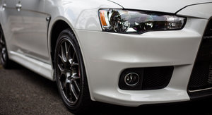 2016 Mitsubishi Lancer Evolution X Review : Final Edition