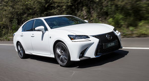 2016 Lexus GS200t Review
