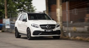 2016 Mercedes-AMG GLE63 S Review