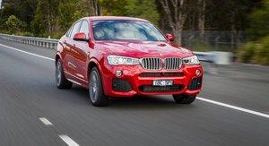 2016 BMW X4 xDrive35d Review
