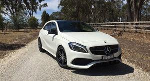 2016 Mercedes-Benz A-Class Review