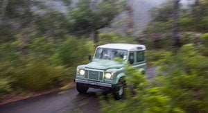 2016 Land Rover Defender 90 Review