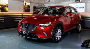 Mazda CX-3 Maxx Review: Long-term report one