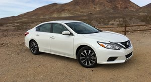 New 2016 Nissan Altima SL Review US Quick Drive  CarAdvice