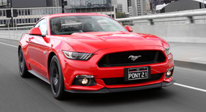 2016 Ford Mustang Review