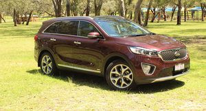 2016 Kia Sorento Platinum AWD Review : Long-term report two