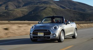 2016 Mini Convertible Review
