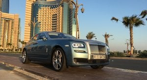 2016 Rolls-Royce Ghost Series II Review