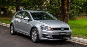 2016 Volkswagen Golf 92TSI Comfortline Review