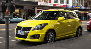 2016 Suzuki Swift Sport Navigator CVT Review