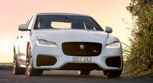 2016 Jaguar XF Review:: first Australian drive
