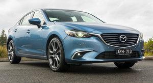 2016 Mazda 6 GT Diesel Review