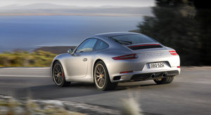 2016 Porsche 911 Carrera Review