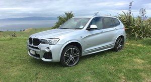 Auckland to beyond Coromandel road trip: Driving the 2016 BMW X3