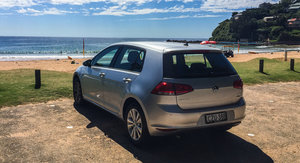 Sydney to Summer Bay day trip: Driving the Volkswagen Golf