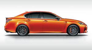 2016 Lexus GS F Review
