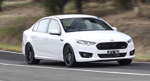 2016 Ford Falcon XR6 Sprint Review