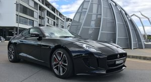 2016 Jaguar F-Type Review:: V6 S AWD Coupe