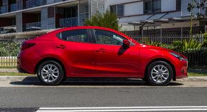 2016 Mazda 2 Maxx Sedan Review