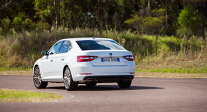2016 Skoda Superb Review