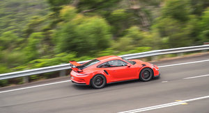 2016 Porsche 911 GT3 RS Review